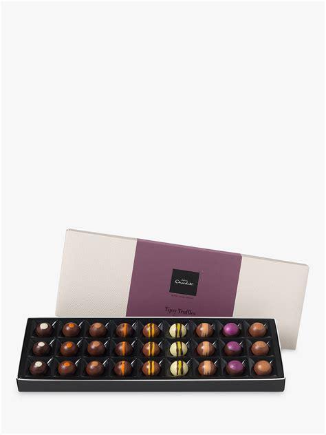 hotel chocolat tipsy truffles sleekster box