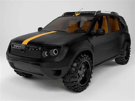 Dacia Duster | DownloadFree3D.com