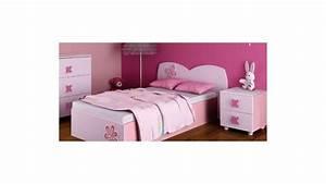 Mobilier Chambre Enfant : chambre lilly rose mobiler d 39 enfant mobilier design ~ Teatrodelosmanantiales.com Idées de Décoration