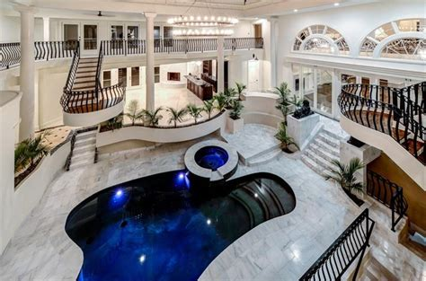 $ Million Atlanta Mansion Has Insane Party Zone