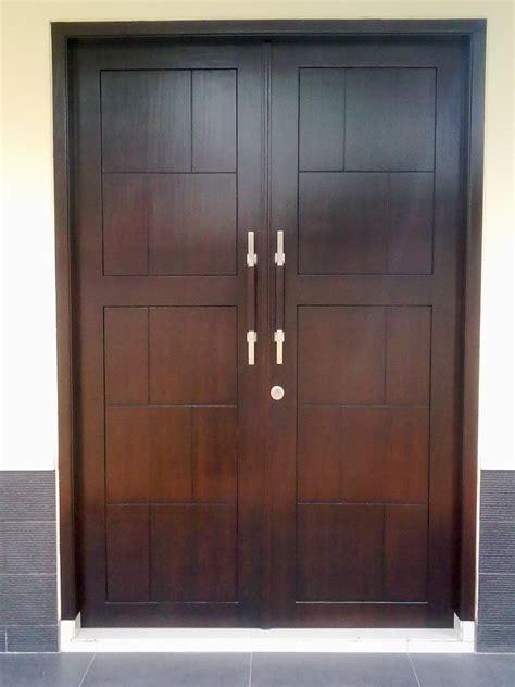 alicollectionbisniscom kusen pintu minimalis  kusen