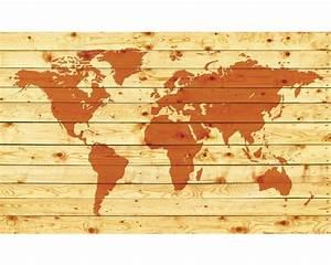 Von Papier Auf Holz übertragen : fototapete papier weltkarte auf holz 254x184 cm kaufen bei ~ A.2002-acura-tl-radio.info Haus und Dekorationen
