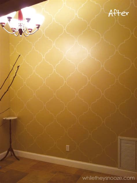 cool ways  paint walls diy projects  teens