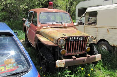 renault jeep willys mb jeep with renault r4 body conversion drive by