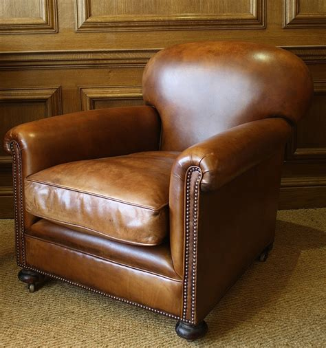 vintage leather recliner chairs antique leather club chairs for antique furniture 6841