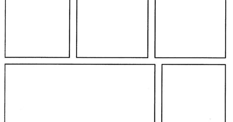 Template For Creating Your Own Comics! Https