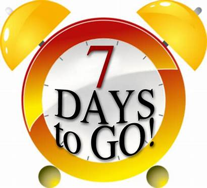 Days Left Clipart Enter Win Transparent Counting