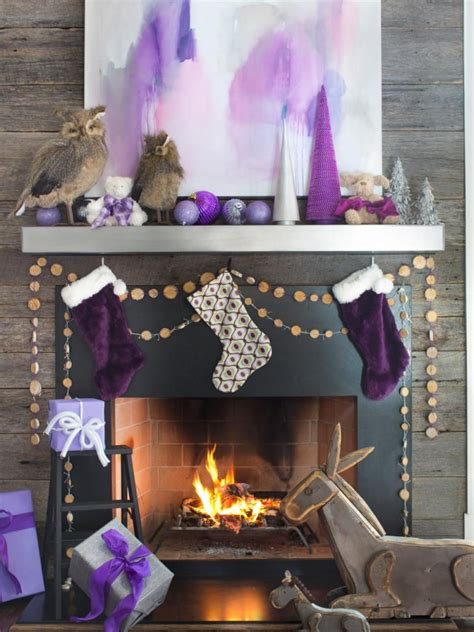 16 Magical Christmas Mantel Decorations For Santa's Grand