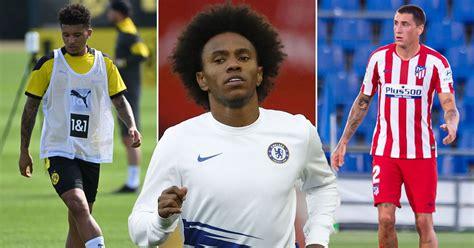 Transfer news LIVE: Man Utd, Arsenal, Liverpool and ...