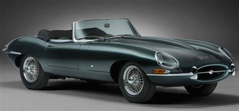 Jaguar - Classic and Super Cars