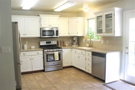 Everywhere Beautiful Kitchen Remodel Big Results On A