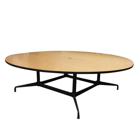herman miller conference table charles and ray eames round conference table by herman