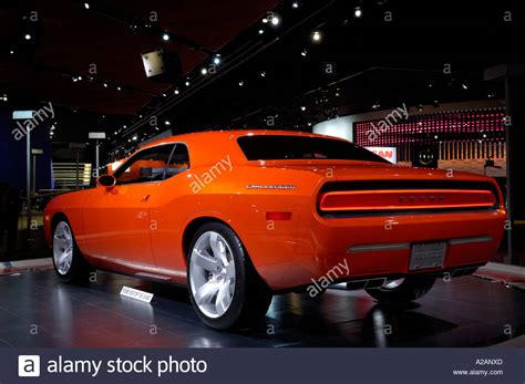 Dodge Challenger Concept by Dodge Challenger Concept Car Stock Photos Dodge