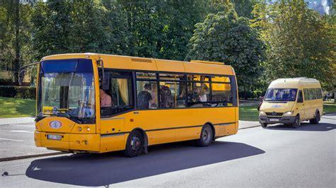 Skolēnu autobusu kursēšanas grafiks - olaine.lv
