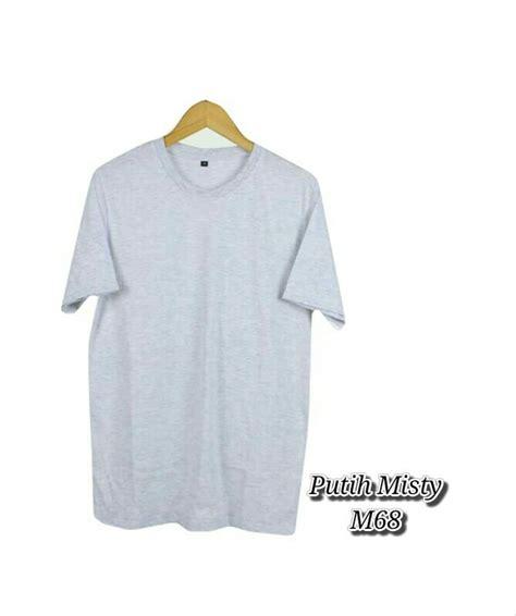 Tshirt Kaos Baju jual baju kaos t shirt kaos oblong polos putih 2t