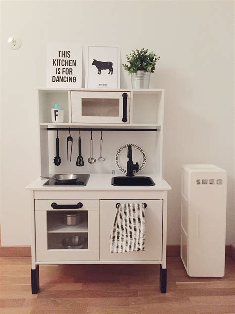 ikea duktig kitchen hack makeover kid style