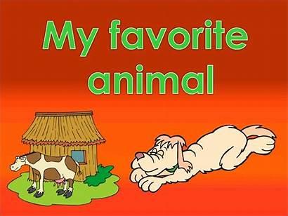 Animal Animals Ppt Farm Slideshare Favorite Sheep