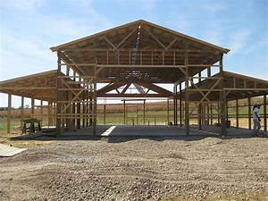 pole barn house plans with pole buildings on pinterest and With best pole barn builders