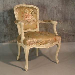 Sessel Shabby Chic : shabby chic armchair in chippendale style 1950 1955 seatings st hle sessel sofas ~ Eleganceandgraceweddings.com Haus und Dekorationen