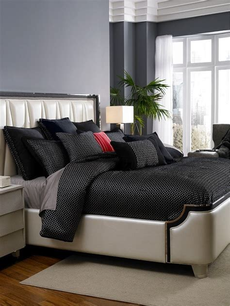 embassy comforter set by michael amini and seymour i this bed i want it - Embassy Collection Comforter Set