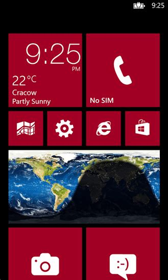 Earth For Windows Mobile by Earth Lock Screen Windows 10 Mobile Windows Phone