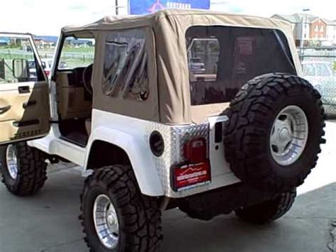 jeep wrangler zubehör 2002 jeep wrangler 4x4