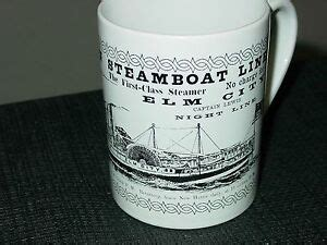 See reviews, photos, directions, phone numbers and more for the best coffee & tea in new haven, mo. Vintage Antique Fare Advertising New Haven Steamboat Line 1860 Coffee Mug Cup | eBay