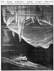 9 Titanic Drawings That Inspire Fear – Part Two