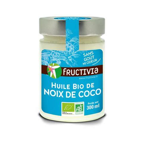 huile de noix de coco bio 300ml