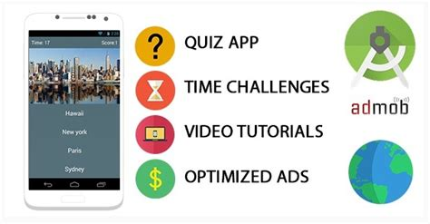 Mobile Quiz App by Android Ui Workshop Build An Interactive Quiz App