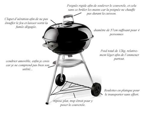 mode emploi barbecue weber barbecue weber fonctionnement