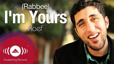 [rabbee] I'm Yours (jason Mraz Cover)