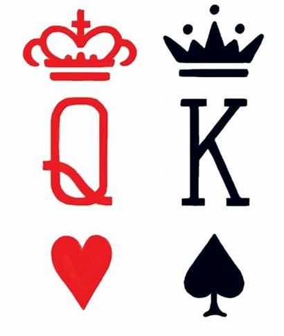 Queen King Crown Tattoo Drawing Clipart Drawings