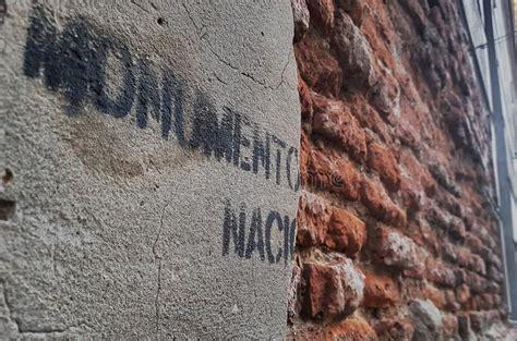 monument   missing  dead fishermen editorial photo