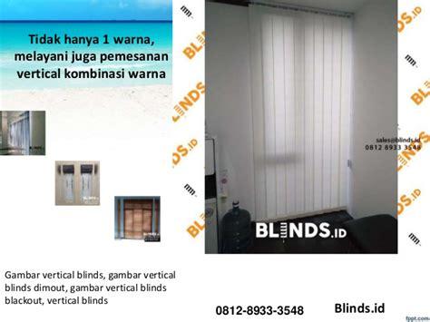 venetian blinds  jendela minimalis lebih menarik