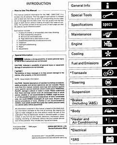 2010 Honda Civic Repair Manual Free Download