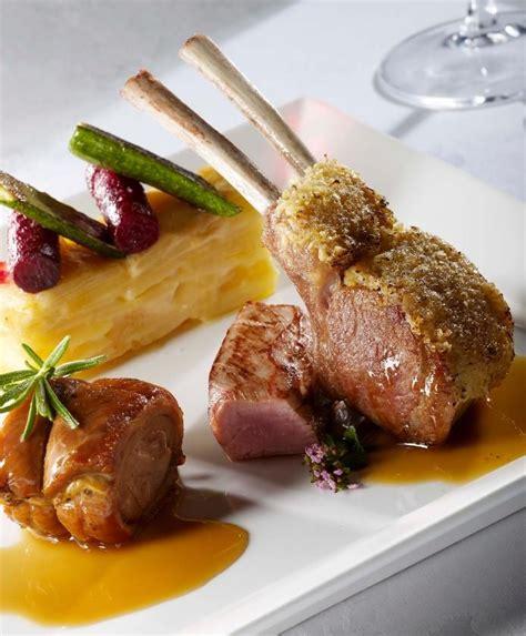recette de cuisine gastronomique les 25 meilleures idées concernant carré d 39 agneau sur