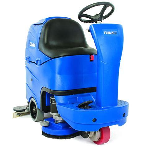 clarke floor scrubber pads clarke focus ii boost microrider autoscrubber ride on