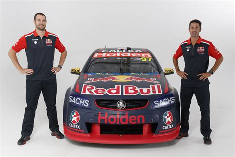 Red Bull Holden Racing Team Commodores uncovered - Speedcafe