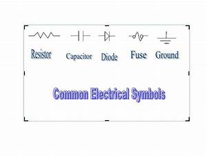 Definitions Of Electrical Symbols