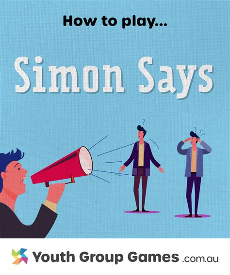 Simon Says | Youth Group Games