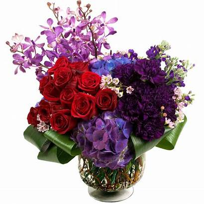 Hydrangea Garden Party Bouquet Flower Flowers Arrangement