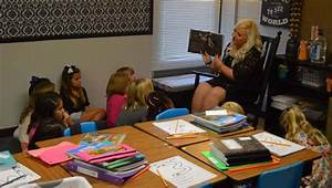 Enthusiastic students return to O.P. Earle for first day ...