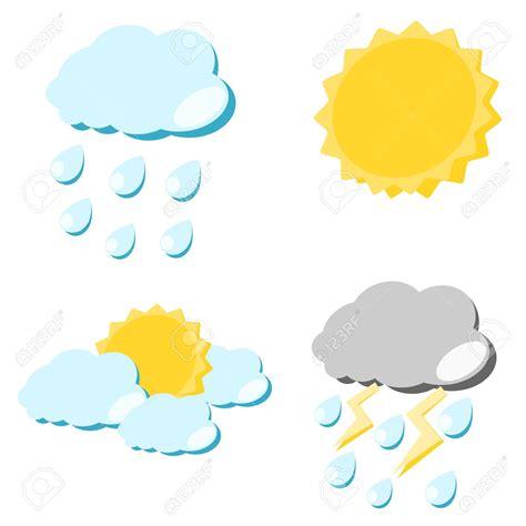 Rain clipart sun cloud - Pencil and in color rain clipart