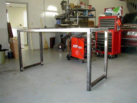 build plans  build  steel workbench plans