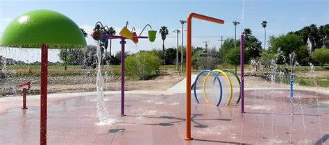 city park water and light installation is here at splash pad and spray park product manufacturer deck Inspirational