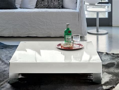 Special Ideas For Modern White Coffee Table