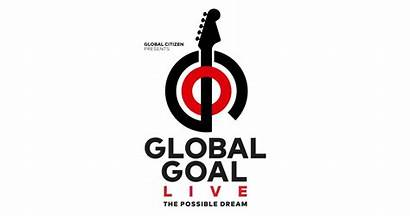 Global Goal Dream Possible Citizen Metallica Je