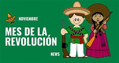 #AGENDA Noviembre, mes de la Revolución y de Thanksgiving ...