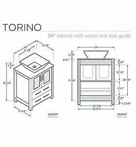 standard bathroom vanity cabinet height ideas With standard height of a bathroom sink